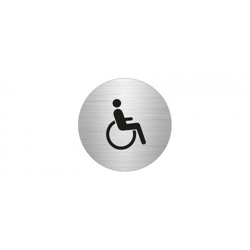 WC, vammainen, pyöreä