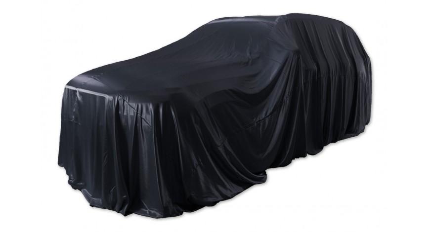 Suojapeite SUV - tummanharmaa