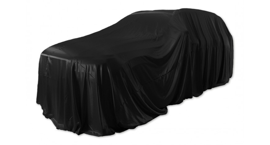 Suojapeite SUV - musta