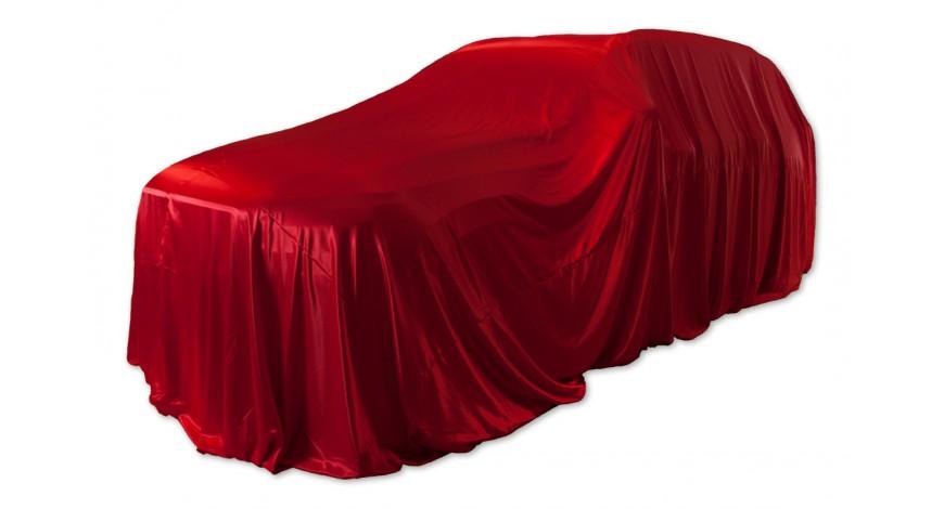 Suojapeite SUV - punainen