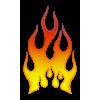 Flames tarra